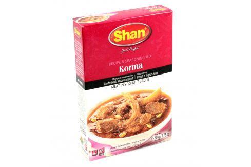 Směs koření Korma Kari Shan 50 g Koření