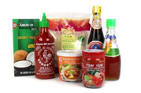 Výhodný balíček Thajsko Potraviny