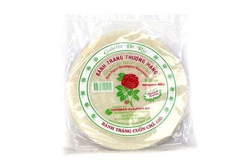 Rýžový papír vietnamský extra tenký 22 cm 400 g Potraviny