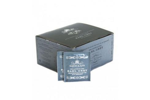 Harney & Sons Earl Grey bezkofeinový černý čaj 50 sáčků Černé čaje