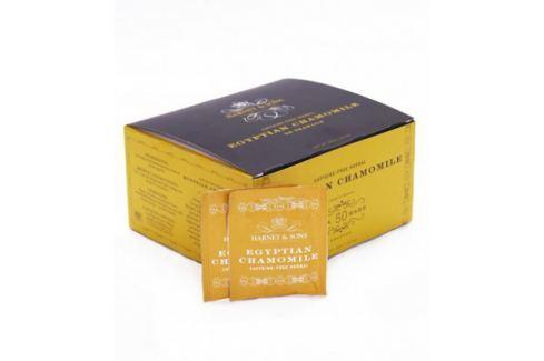 Harney & Sons Heřmánkový čaj Egyptian Chamomile 50 sáčků Ovocné a bylinné čaje