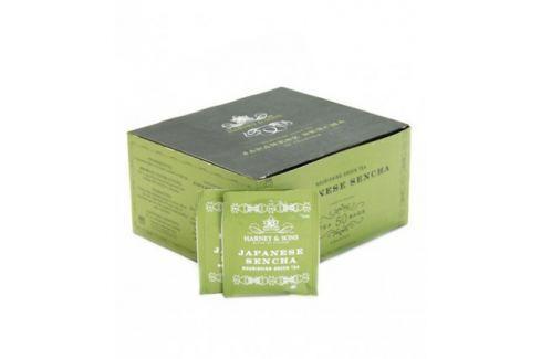 Harney & Sons Japanese Sencha zelený čaj 50 sáčků Zelené čaje