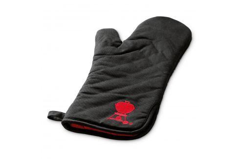 Weber Grilovací rukavice černá Kuchyňské chňapky
