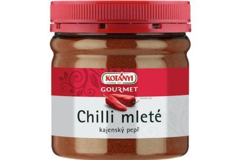Kotányi koření chilli mleté 133 g Chilli koření