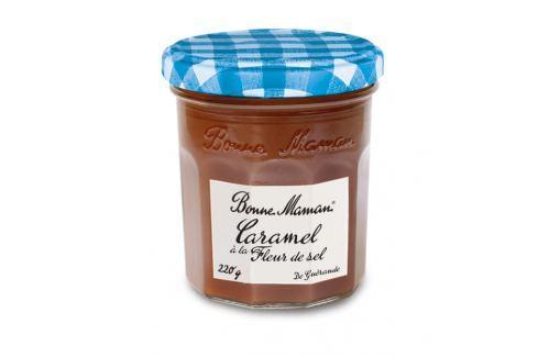 Karamelová pomazánka s mořskou solí 220 g BONNE MAMAN Čokoláda a sladké