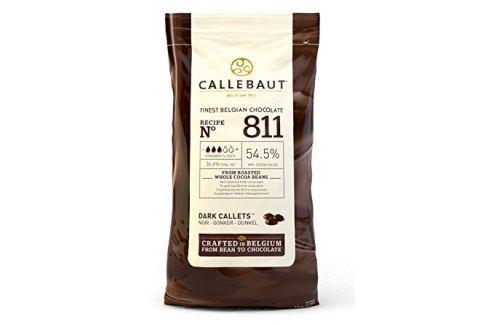 Callebaut Hořká čokoláda No 811, 54,5%, 1 kg Čokoláda na vaření