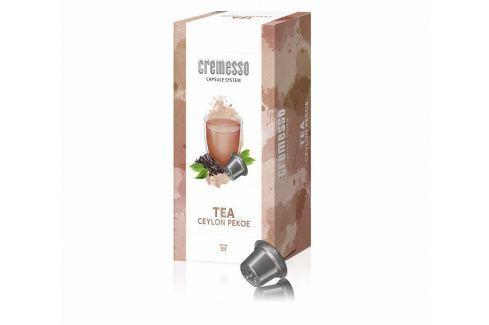 Cremesso Ceylon Pekoe černý čaj 16 ks Černé čaje