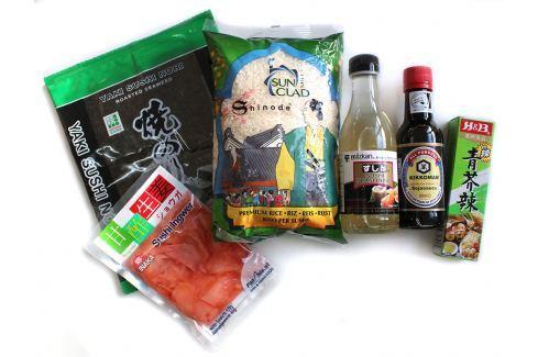 Výhodný balíček Sushi MINI Sushi