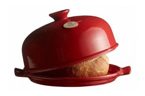 Emile Henry forma na chléb granátová 28,5 cm Formy na chléb a pečivo