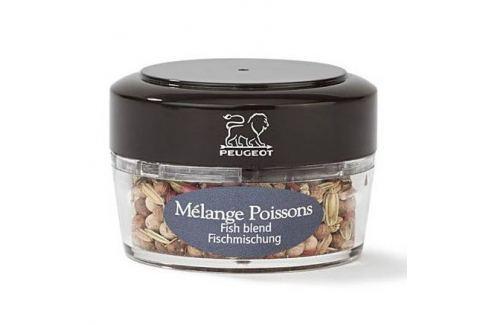 Peugeot Zanzibar Směs pepřů na ryby Mélange Poissons 14 g Náhradní zásobníky k mlýnkům