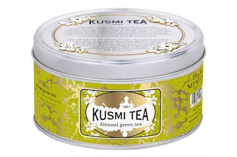 Kusmi Tea Almond Green Tea 125 g Zelené čaje