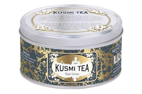 Kusmi Tea Earl Grey 125 g Černé čaje