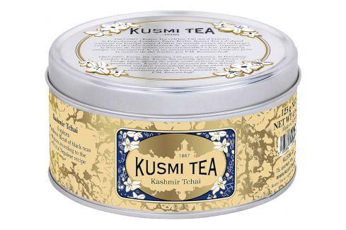 Kusmi Tea Kashmir Tchai 125 g Černé čaje