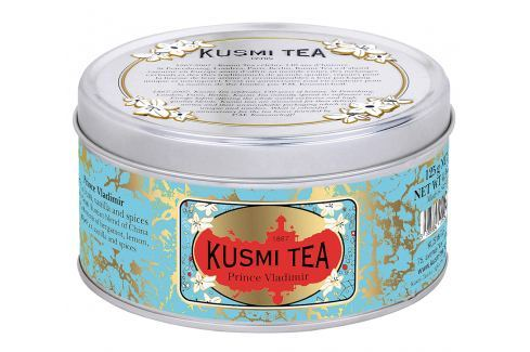 Kusmi Tea Prince Vladimir 125 g Černé čaje