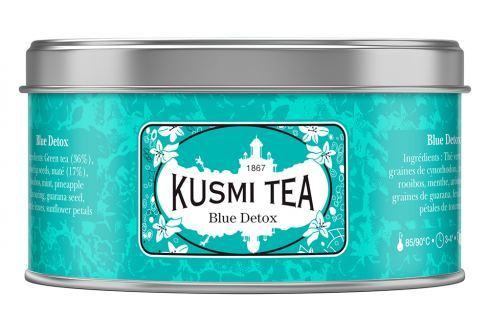 Kusmi Tea Blue Detox 125 g Zelené čaje