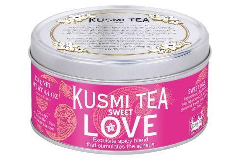 Kusmi Tea Sweet Love 125 g Černé čaje
