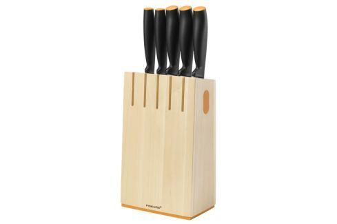 Sada nožů v bloku Functional Form Fiskars 5 ks Sady nožů v bloku