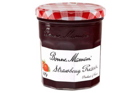Jahodový džem 370 g BONNE MAMAN Džemy