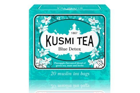 Kusmi Tea Blue Detox 20 sáčků Čaje