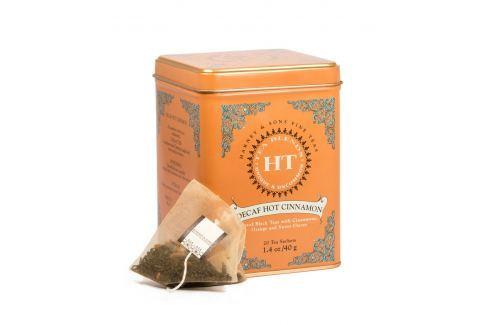 Harney & Sons Bezkofeinový čaj Hot Cinnamon Sunset 20 sáčků Čaje