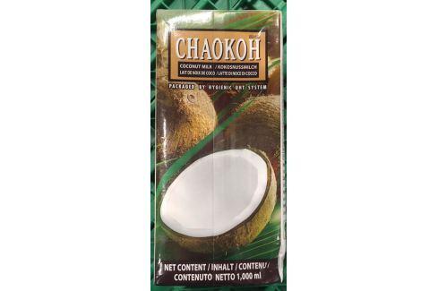 Kokosové mléko Chaokoh 1 l Thajská kuchyně