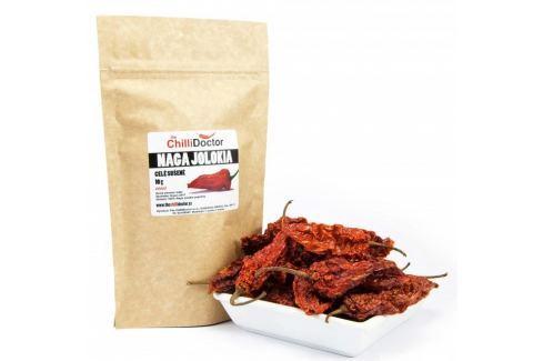 The chilli Doctor Naga Bhut Jolokia celé sušené 10g Chilli koření