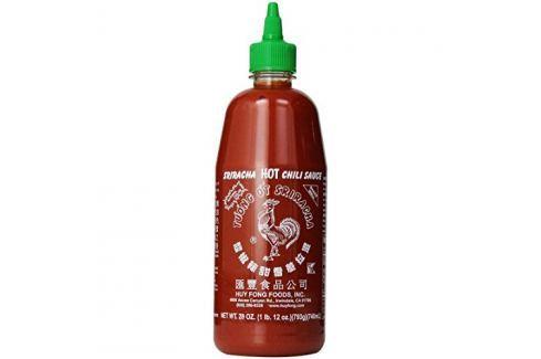 Sriracha Hot Chili Sauce čili omáčka 740 ml Huy Fong Chilli omáčky
