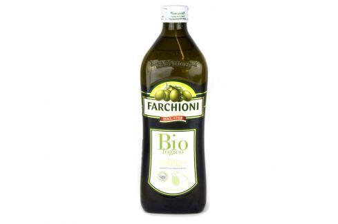 BIO Extra panenský olivový olej Farchioni 1 l Olivové oleje