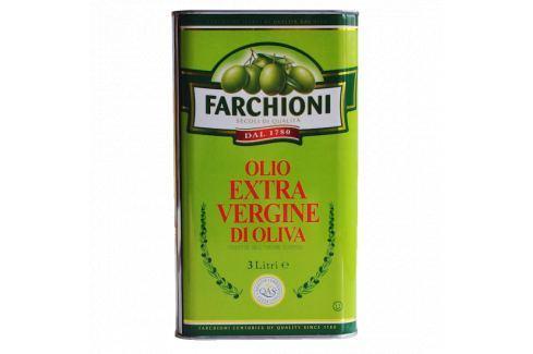 Extra panenský olivový olej Farchioni 3 l Olivové oleje