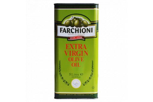 Extra panenský olivový olej Farchioni 5 l Olivové oleje