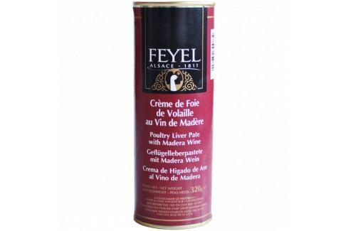 Fayel Creme de foie 320 g Teriny a foie gras