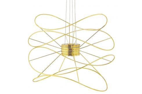Culty Gold Zlaté závěsné světlo Inspiral Skladovky