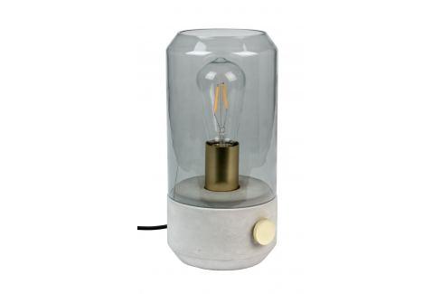 White Label Living Betonová stolní lampa WLL Kato Osvětlení