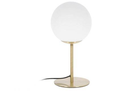 Zlatá kovová stolní lampa LaForma Mahala 28 cm Stolní lampy
