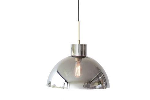 Skleněné závěsné světlo Hübsch Brasol 40 cm Závěsná svítidla