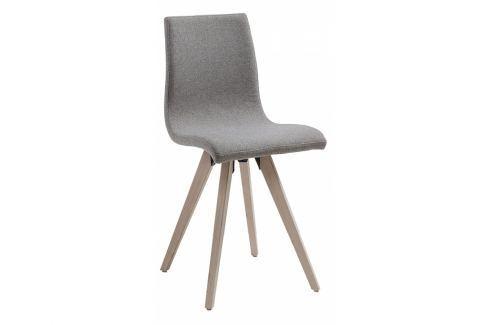 Židle LaForma Una, šedá CC0288J03 La Forma Jídelní židle