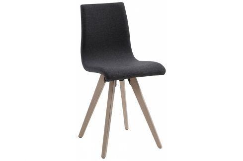 Židle LaForma Una, tmavě šedá CC0288J15 La Forma Jídelní židle