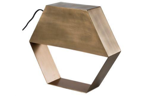 Stolní lampa LaForma Bern, mosaz AA0742R53 La Forma Stolní lampy