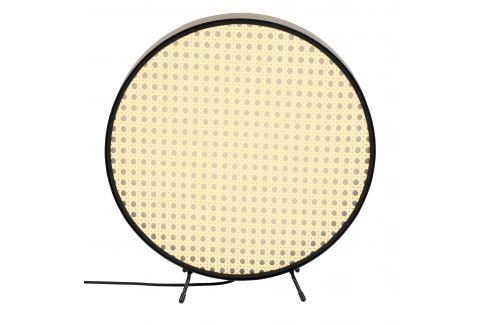 Přírodní ratanová stolní lampa ZUIVER SIEN 34 cm Stolní lampy