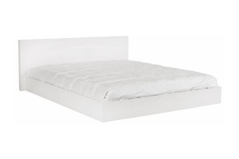 Postel Tiago 180x200 cm, matná bílá 9500.759680 Porto Deco Postele