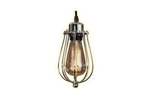 Závěsné světlo Bray, kov, chromová 98646 CULTY Závěsná svítidla