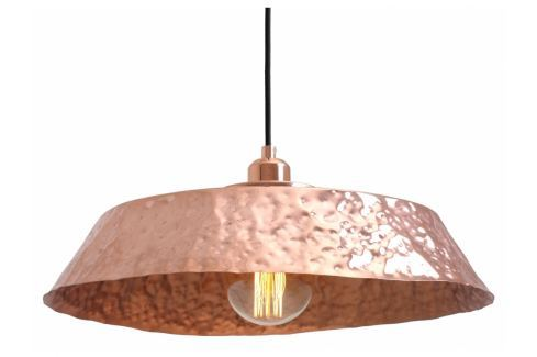 Závěsné světlo Deacon 45 cm, kov, měděná Nordic:86121 Nordic Závěsná svítidla
