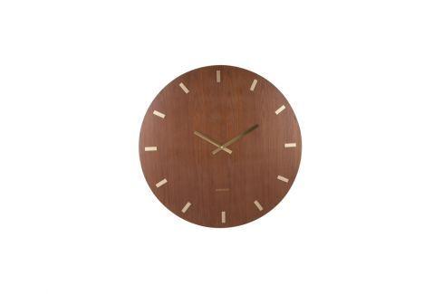 Nástěnné hodiny Marven, tmavě hnědá tfh-KA5704DW Time for home Nástěnné