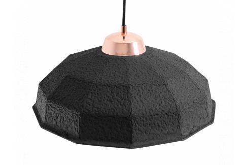 Závěsné světlo Lulo 40 cm, černé Nordic:74289 Nordic Závěsná svítidla