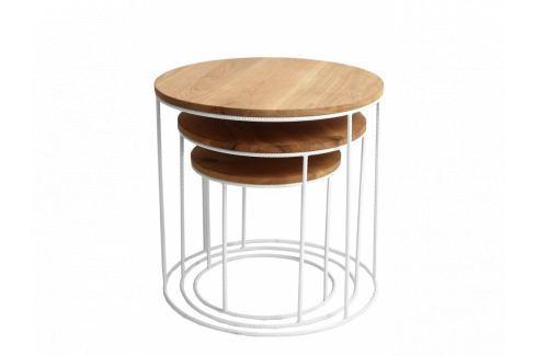 Nordic Konferenční stolek Nollan 60 cm Konferenční stolky