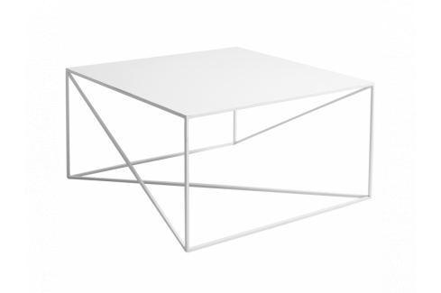 Nordic Konferenční stolek Nollan II 60 cm, černá Stoly