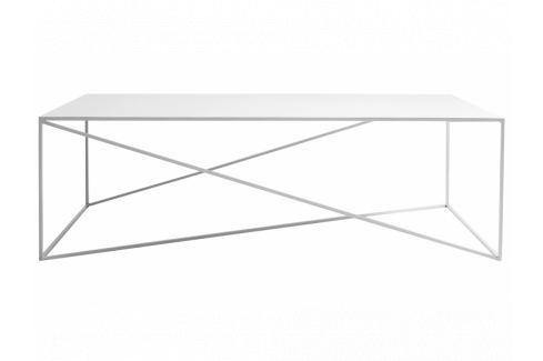 Nordic Design Černý kovový odkládací stolek Nollan 40 cm se zlatými detaily Stoly
