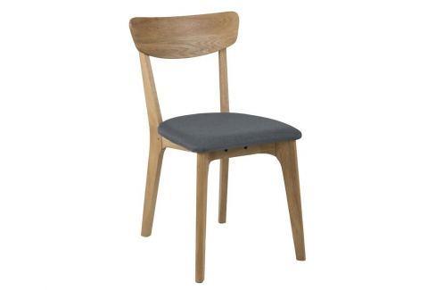 Jídelní židle Costa, šedá SCHDN0000069260S SCANDI+ Pokoj a jídelna - Jídelní židle