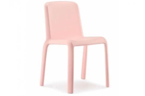 Židle SNOW 303 (Světle růžová)  snow303 Pedrali Nábytek