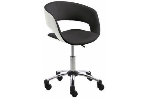 Konferenční židle Garry, černá SCHDN0000061264 SCANDI Konferenční židle